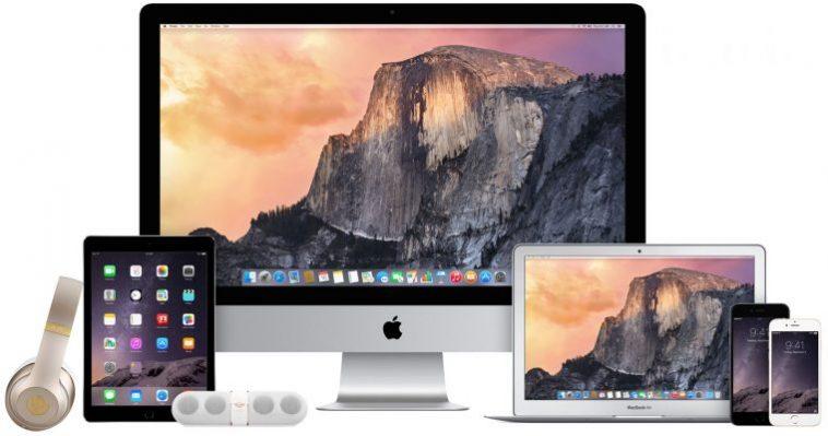 Bidhaa za Apple