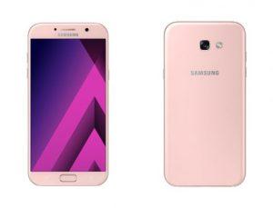 Samsung Yaleta Mfululizo wa Simu Mpya za Galaxy A (2017)