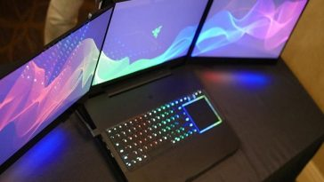 laptop Bora CES 2017