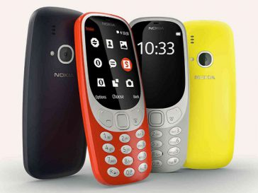 Nokia 3310 mwaka 2017