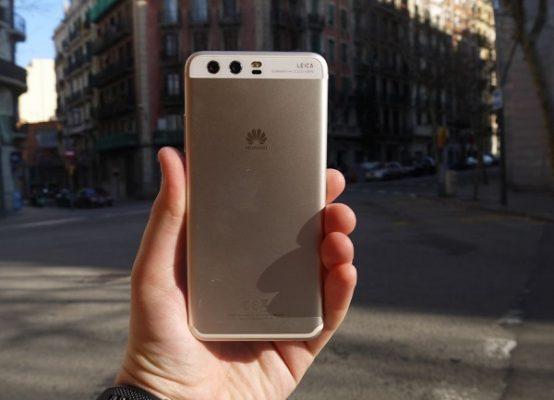 Sifa za Huawei P10