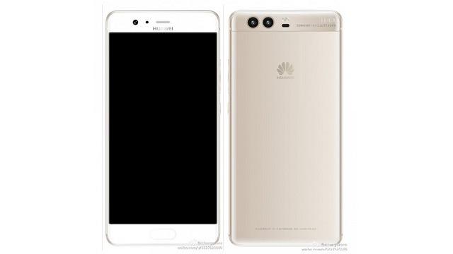 Picha za Tetesi za Simu Mpya za Huawei P10 pamoja na P10 Plus