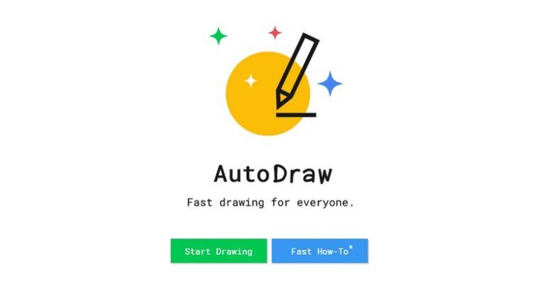 Google Yaleta Auto Draw Programu Mpya Kwaajili Ya Kuchora