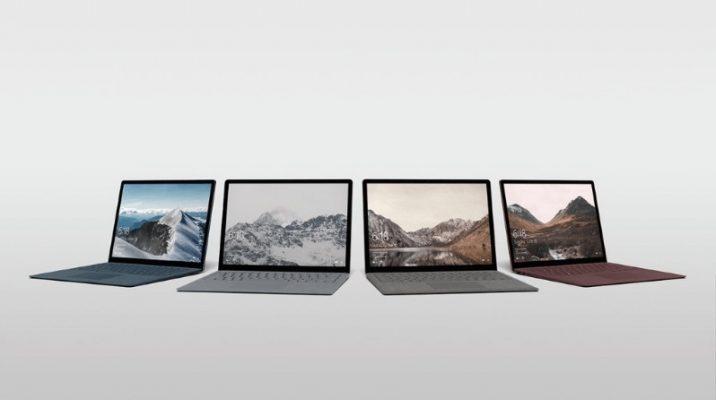 Kampuni ya Microsoft Kutangaza Laptop Mpya ya Surface Leo May 2