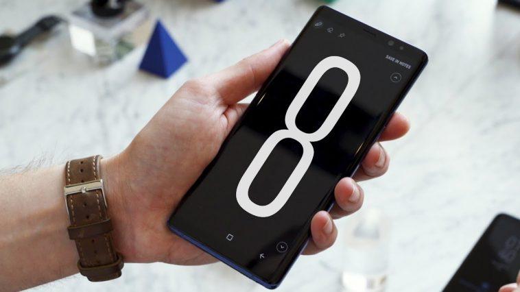Zijue kwa Undani Hizi Hapa Ndio Sifa za Samsung Galaxy Note 8