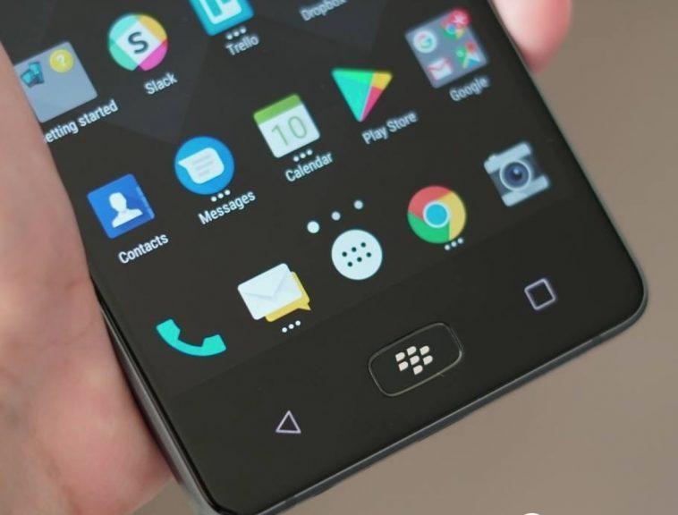 Sifa za Blackberry Motion
