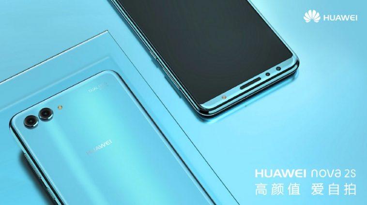 Huawei Yazindua Huawei Nova 2S Simu Mpya Yenye Kamera Nne