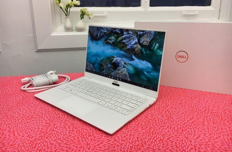 Laptop ya Dell XPS 13 (2018)
