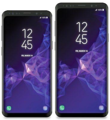 Wallpaper Halisi ya Samsung Galaxy S9 Imevuja (Download Hapa)