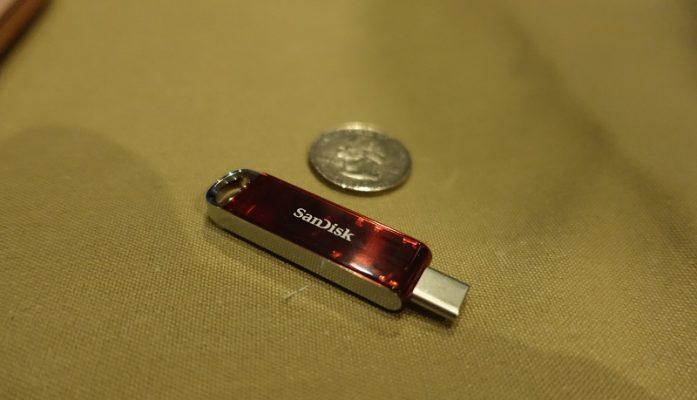 SanDisk Flash ya TB 1