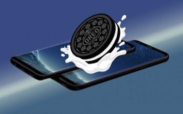 Smaung Galaxy S8 Android 8.0 Oreo
