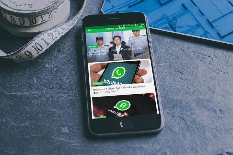 App ya Android ya Tanzania Tech