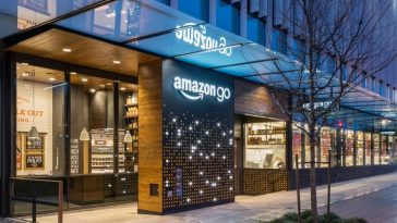Duka la Amazon Go