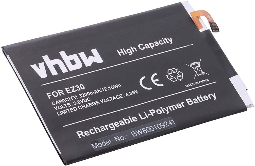 Tofauti ya Battery za Simu Zenye Teknolojia ya Li-ion na Li-Po