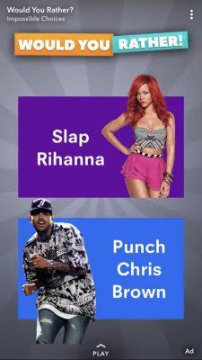 Rihanna Aituhumu Snapchat kwa Sababu ya Tangazo Lao