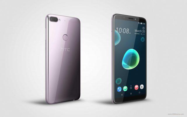 Hizi Hapa Sifa za HTC 12 na HTC 12+ Iliyozinduliwa Rasmi Leo