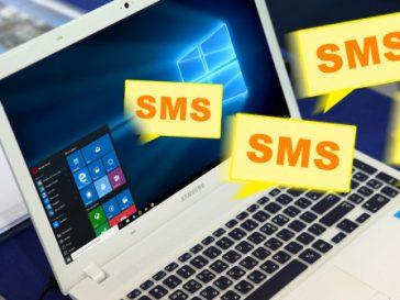 Jinsi ya Kutuma na Kupokea SMS kwa Kutumia Kompyuta