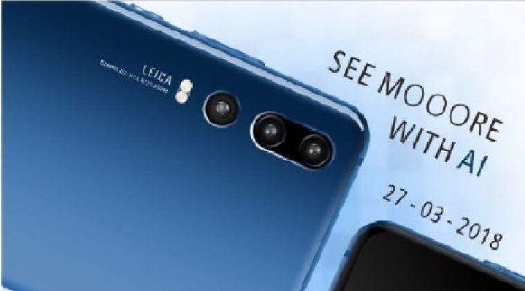 Simu ya Huawei P20