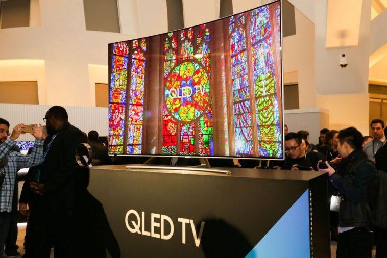 Samsung Kuzindua Aina Mpya ya TV za QLED Hapo Kesho
