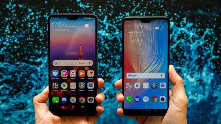 Sifa za Huawei P20 Pro na Huawei P20