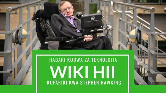Hizi Hapa Habari za Teknolojia kwa Wiki Hii 18/3/2018