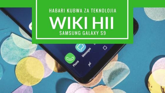 Hizi Hapa Habari Zote za Teknolojia kwa Wiki Hii 4/3/2018