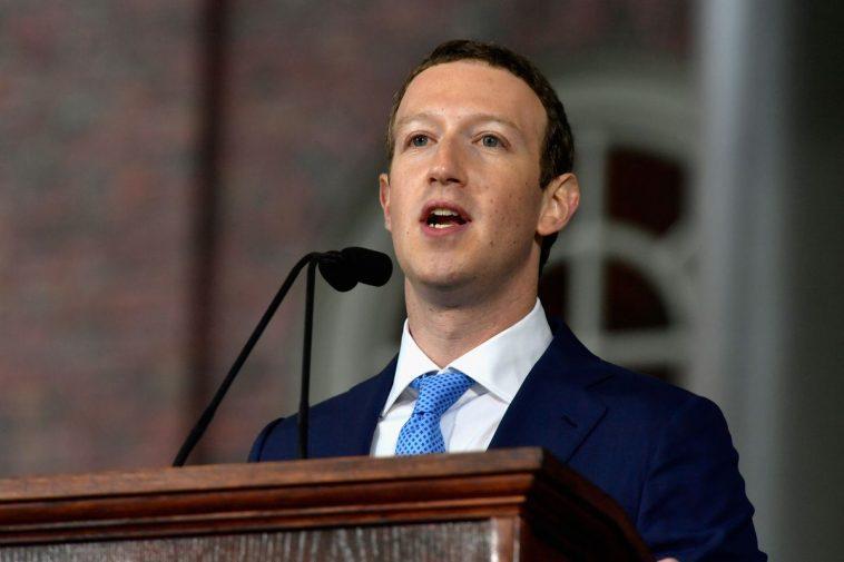 Angalia Hapa Mubashara Mark Zuckerberg Akiojiwa na Congress