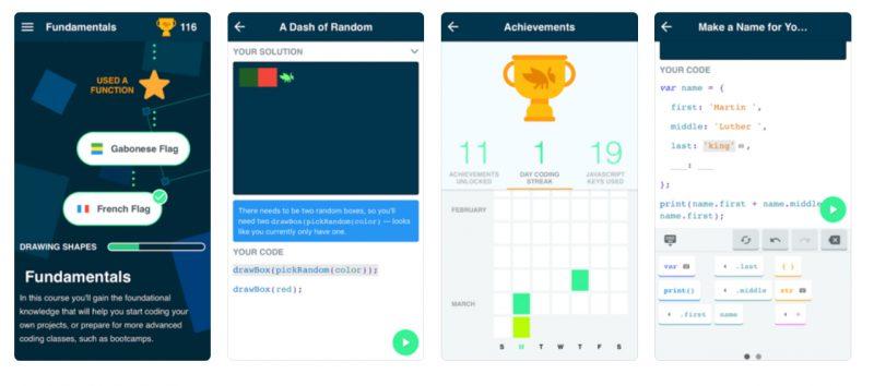 App ya Grasshopper Kutoka Google Maalumu Kujifunza Programu