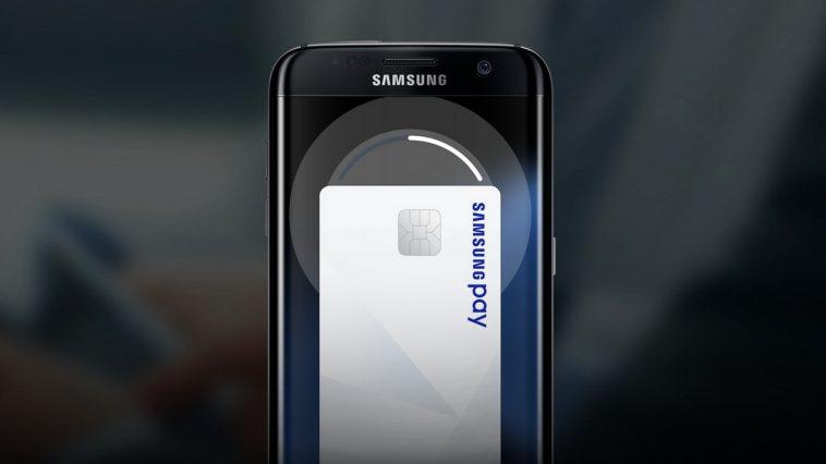 Huduma za Samsung Pay