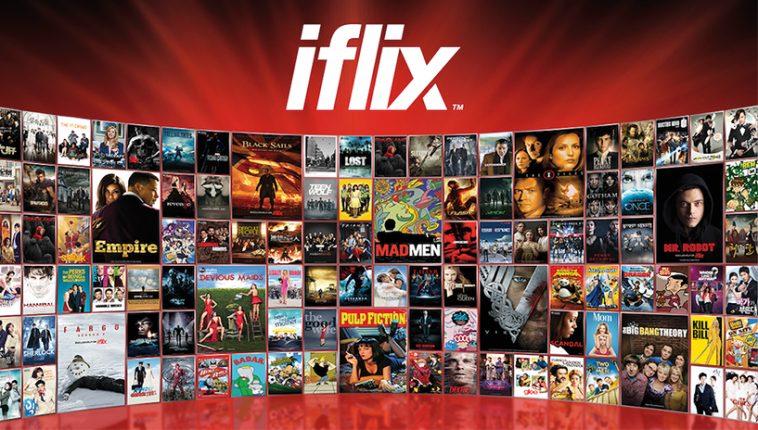 IFLIX na Vodacom