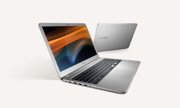 Laptop mpya za Samsung Notebook 5 na Notebook 3