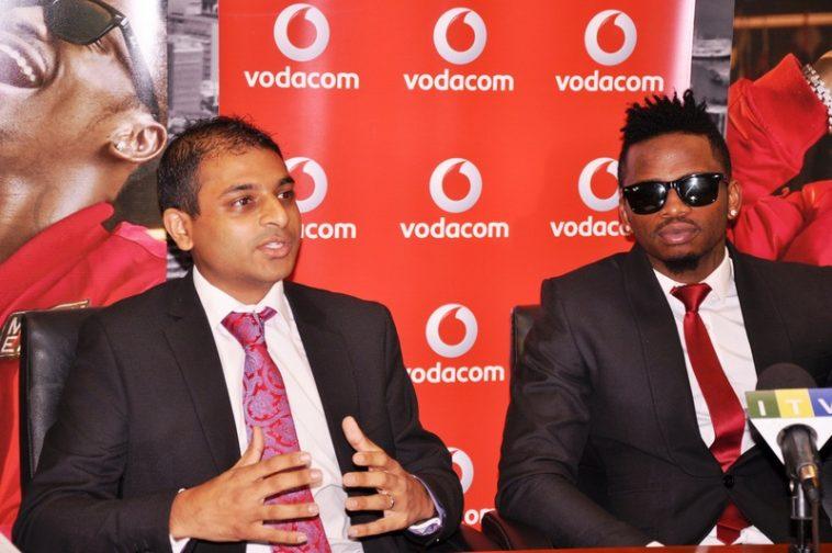 Mkurugenzi mtendaji wa Vodacom Ian Ferrao