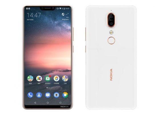 Nokia Kurudi na Toleo Jipya la Simu ya Nokia X6 (2018)