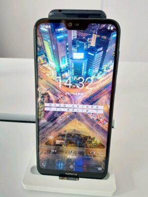 Hizi Hapa Picha Zaidi za Nokia X au Nokia X6 (2018)