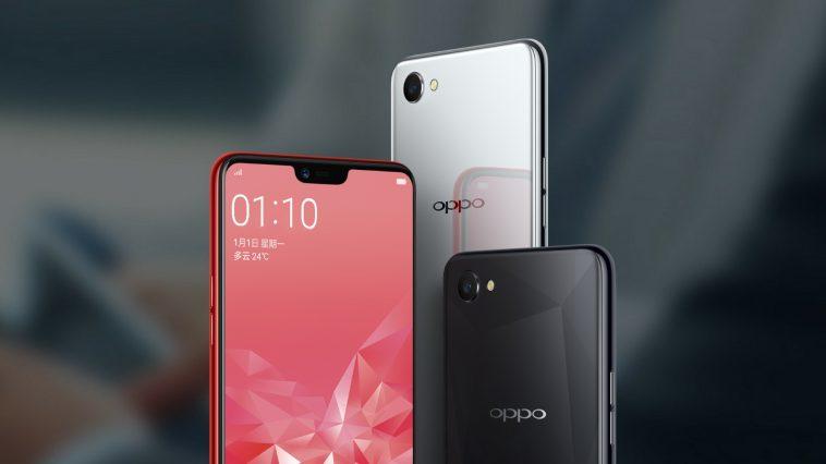 Oppo A3 (2018)