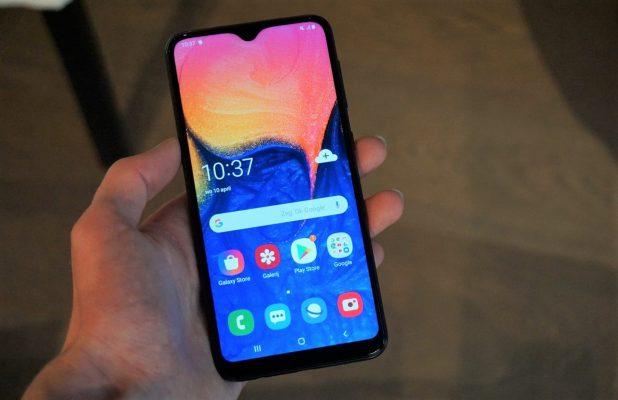 Simu za Samsung na Bei Zake Mwaka (2020)