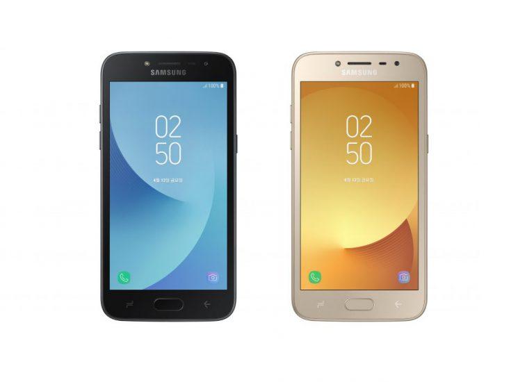 Samsung Galaxy J2 Pro isiyo na Internet