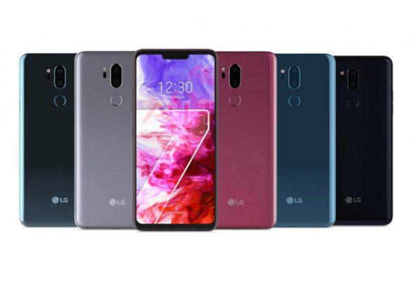 Tetesi : Kampuni ya LG Kuja na Simu Mpya ya LG G7 ThinQ