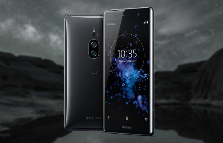 Sony Yazindua Simu Mpya ya Sony Xperia XZ2 Premium
