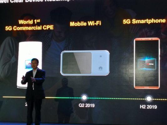 Mpango wa Huawei 5G