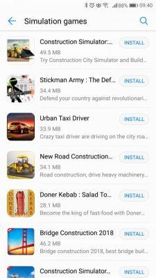 Huawei Yazindua App Gallery Soko la Apps Kama Play Store