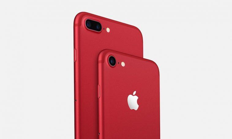 Apple Kuzindua Leo Simu Mpya za iPhone 8 za Rangi Nyekundu