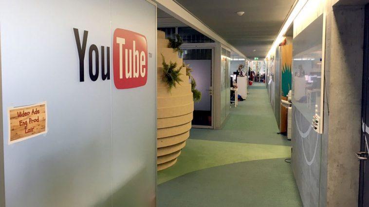 Hivi Punde : Mtu Ameingia na Bunduki Makao Makuu ya YouTube