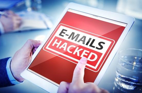 Email kudukuliwa