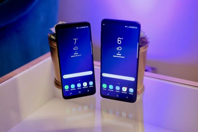 Galaxy S9 na S9 Plus