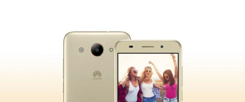 Huawei Imerudi na Simu ya Huawei Y3 (2018) Yenye Android Go