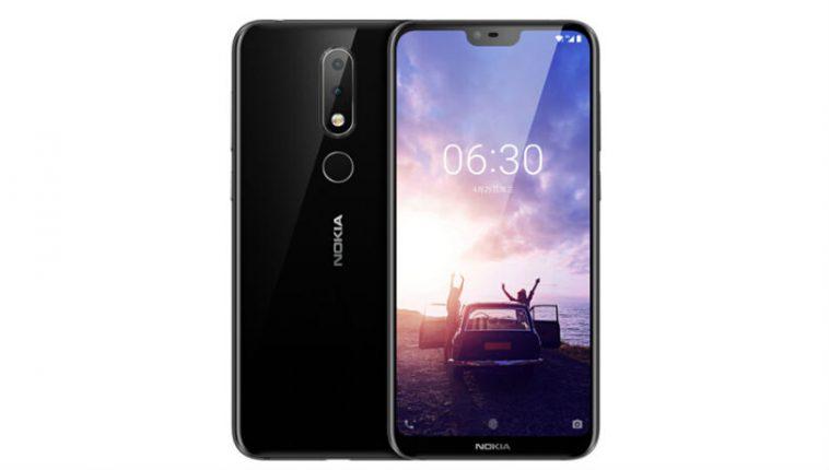 Sifa na Bei ya Nokia X6 (2018)