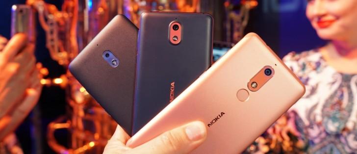 Simu Mpya za Nokia 5.1 Nokia 3.1 na Nokia 2.1