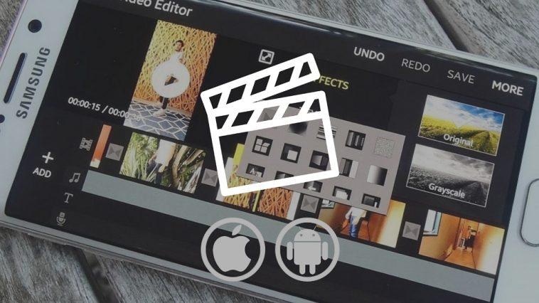 App za Kuedit Video
