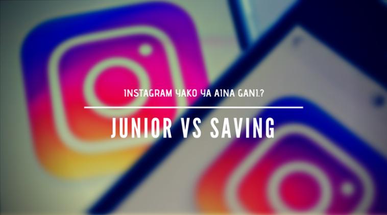 Instagram akaunti yako